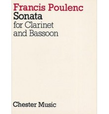 Sonata for Clarinet and Basson