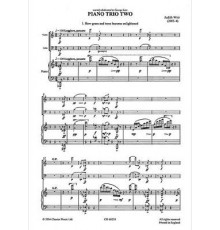 Piano Trio Two/ Full Score