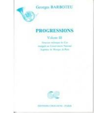 Progressions Vol. III