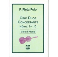 Cinc Duos Concertants Nº 9, 10
