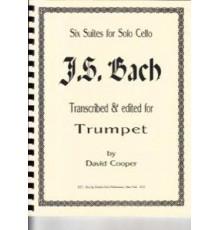 Six Suites for Solo Cello. Trumpet