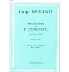 "Premier Solo 1er Concerto ""Solo de Conco"