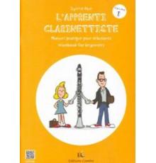 L?Apprenti Clarinettiste Vol. 1