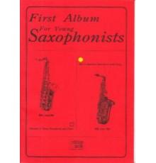 Saxophonists. Saxofón Alt/Bar y Piano