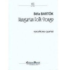 Hungarian Folk Songs