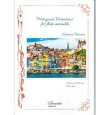Portuguese Variations for Flute Ensemble