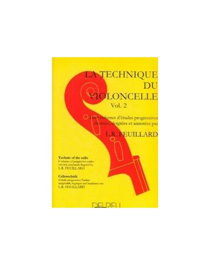 La Technique du Violoncelle Vol.2
