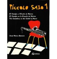 Piccolo Saxo 1