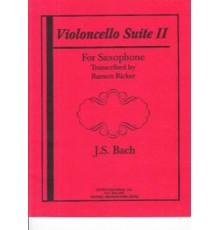 Violoncello Suite II