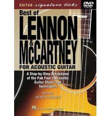 Best of Lennon & MacCartney for Acoustic