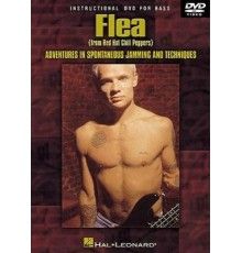 *Flea. Adventures in Spontaneous Jammin