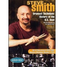 Steve Smith, Drumset Technique/History o