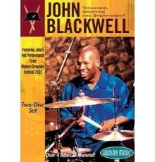 *John Blackwell. Technique, Grooving an