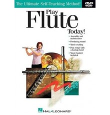 Play Flute Today. Songbook. DVD