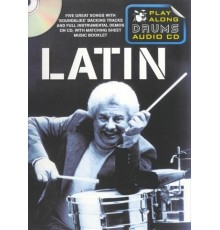 Play Along Drums Audio CD: Latin