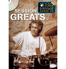 Play Along Drums Audio CD: Session Great