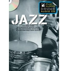 Play Along Drums Audio CD: Jazz