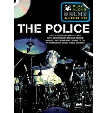 Play Along Drums Audio CD: The Police