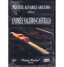 """Piano Works"" 2 DVDs"