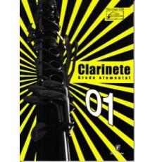 Clarinete 1. Grado Elemental