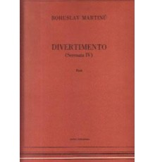 Serenata IV (Divertimento)/ Parts