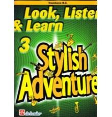 LLL Stylish Adventure 3. Trombone BC