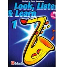 LLL Tenor Saxophone 1   CD