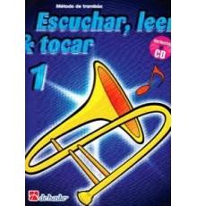 Escuchar, Leer & Tocar. Trombón BC 1  CD