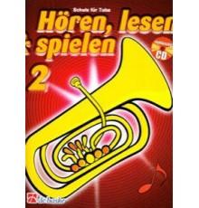 Horen, Lesen & Spielen 2 Tuba   CD