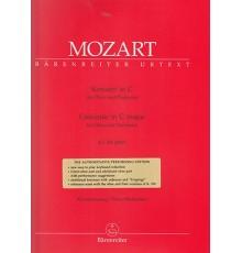 Konzert C-Dur KV 314 (285d)/ Red.Pno.