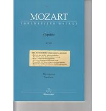 Requiem KV 626/ Vocal Score