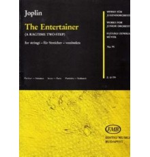 The Entertainer (a Ragtime Two-Step)