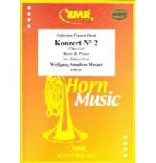 Konzert Nº 2 Eb-Dur K. 417/ Red.Pno.