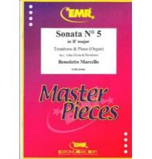 Sonata Nº 5 in Bb Major