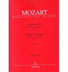 Concerto in G Major Nº3 KV 216/ Full Sco