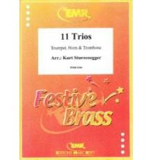 11 Trios