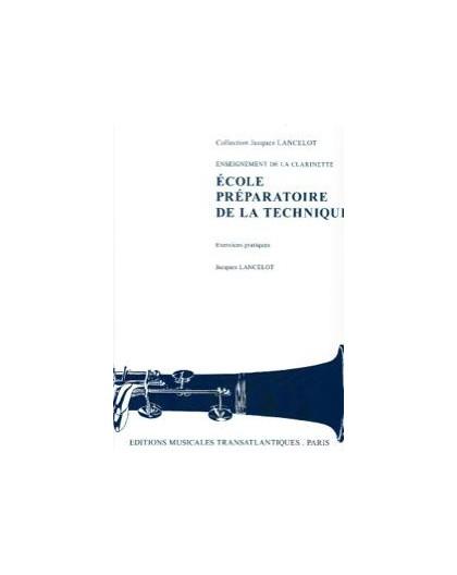 Ecole Préparatoire de la Technique. Exer
