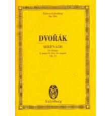 Serenade E-Dur Op. 22/ Study Score