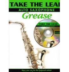 Take the Lead: Grease Alto Sax   CD