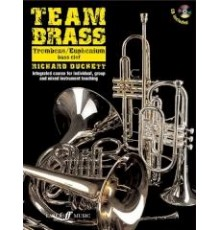 Team Brass. Trombone/ Euphonium   CD