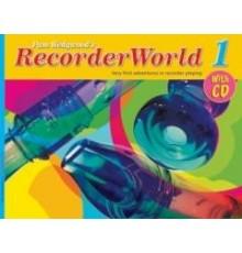 Recorder World   CD Vol.1 Alum