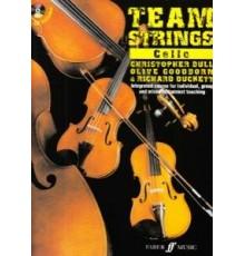 Team Strings Cello Vol.1   CD