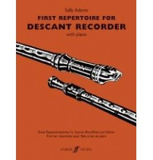 First Repertoire for Descantat Recorder
