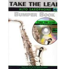 Take The Lead Bumper Book Alto Sax   2CD