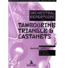 Orchestral Repertoire Tambourine