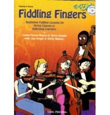 Fiddling Fingers   CD. Teacher?s Score