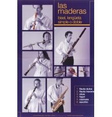 Poster Las Maderas. Bisel, Lengüeta Simp