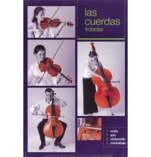 Poster Las Cuerdas Frotadas.