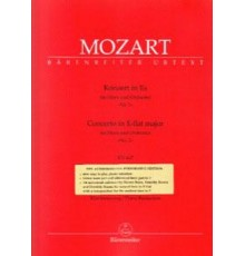 Concerto E-flat Major Nº 3 KV 447/ Red.P
