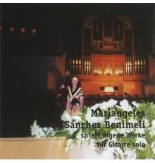 Mariangeles Sánchez Benimeli spielt eige